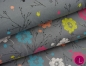 Preview: Small Dandelian Love Jersey, grau