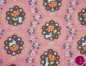 Preview: Blend Fabrics - Born Wild Bunny Patch, pink/rosa