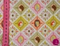 Preview: Blend Fabrics - Born Wild Patchwork, pink/rosa