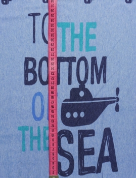 """To the bottom of the sea"" - Jersey"