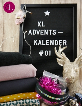 ★ XL-Adventskalender 2019 ★ - #01 - Papa + Kind ★