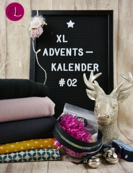 ★ XL-Adventskalender 2019 ★ - #02 - Mama + Kind ★