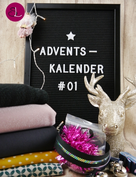 ★ Adventskalender ★ 2019 - #01 - Damen ★