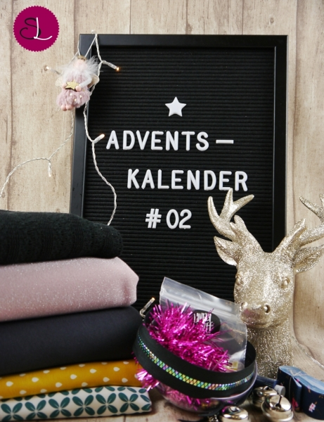 ★ Adventskalender 2019 ★ - #02 - Papa + Kind ★