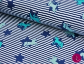 Unicorn - Stars & Stripes Jersey, mint